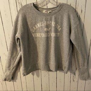 Vineyard Vines logo sweatshirt